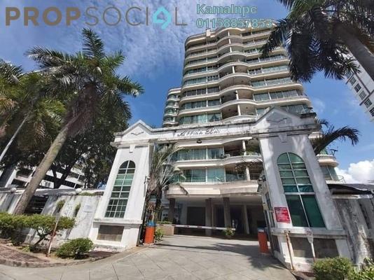 For Sale Apartment at Affina Bay, Butterworth Freehold Unfurnished 3R/2B 379k