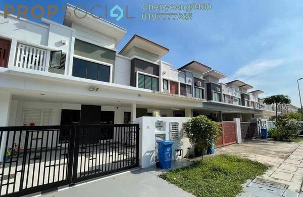 For Sale Terrace at Setia Indah, Setia Alam Freehold Unfurnished 4R/3B 655k