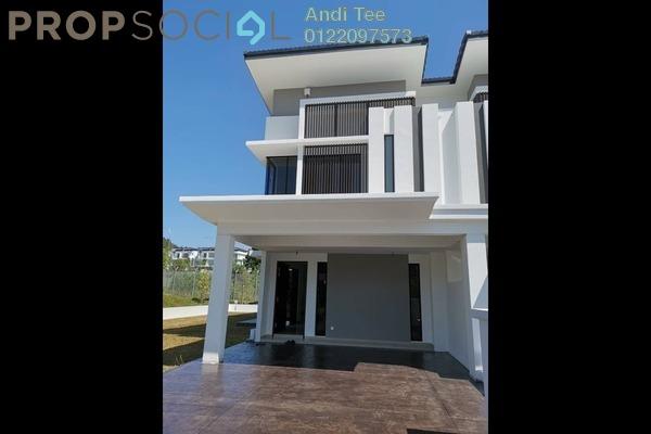 For Sale Superlink at Jade Hills, Kajang Freehold Unfurnished 4R/4B 1.45m