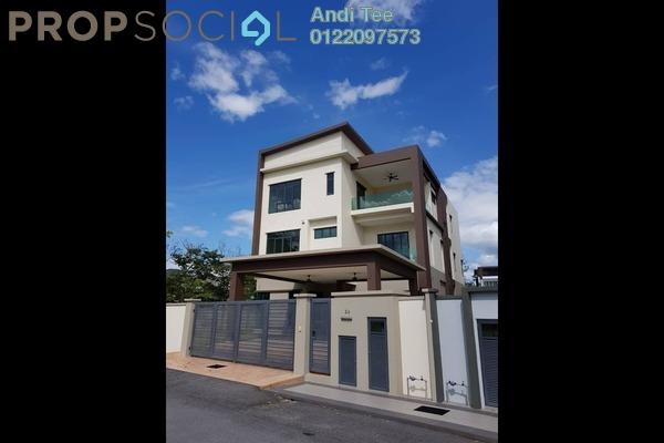 For Sale Bungalow at Section 6, Bandar Mahkota Cheras Freehold Unfurnished 6R/7B 3.4m