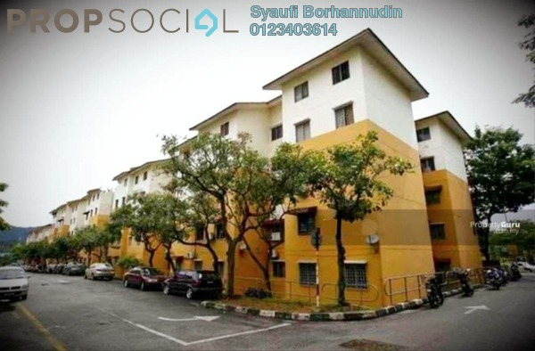 For Sale Apartment at Sri Meranti, Bandar Sri Damansara Freehold Unfurnished 3R/2B 165k
