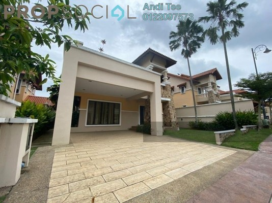 For Sale Bungalow at Country Heights Kajang, Kajang Freehold Unfurnished 6R/6B 3.16m