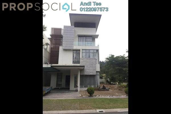 For Rent Bungalow at The Valley TTDI, Ampang Freehold Fully Furnished 7R/7B 10k