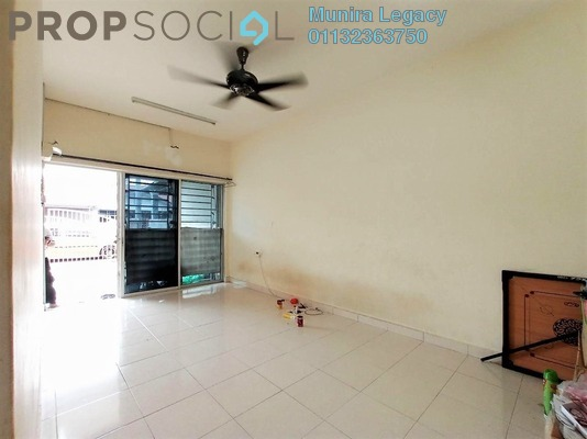 Terrace For Sale in Taman Bukit Katil, Bukit Katil Freehold unfurnished 3R/2B 230k