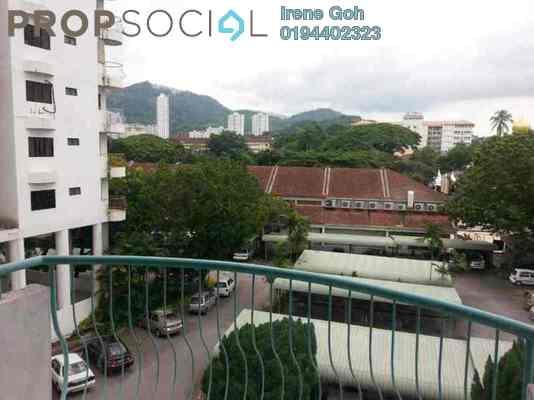 Apartment For Rent in Sri Saujana, Sungai Dua Freehold Fully Furnished 3R/0B 1.5k