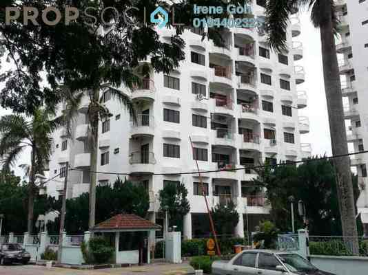 For Sale Apartment at Sri Saujana, Sungai Dua Freehold Fully Furnished 3R/2B 520k