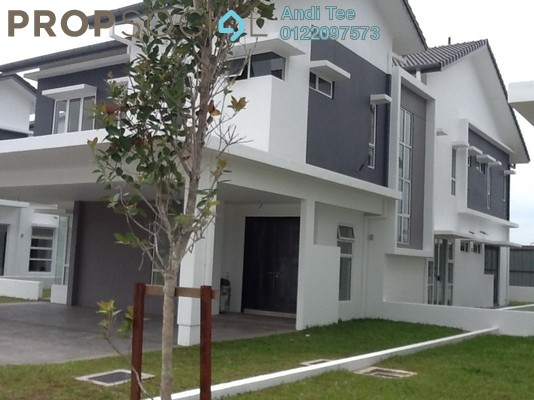 For Sale Bungalow at Jade Hills, Kajang Freehold Semi Furnished 6R/6B 2.24m