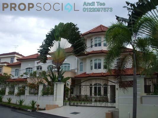 For Sale Bungalow at Bukit Jalil Golf & Country Resort, Bukit Jalil Freehold Semi Furnished 9R/6B 6.5m