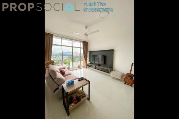 For Sale Condominium at Midfields 2, Sungai Besi Leasehold Semi Furnished 3R/2B 570k
