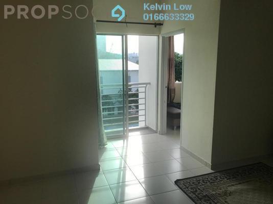 For Sale Apartment at Suria Apartment, Kota Damansara Leasehold Fully Furnished 3R/2B 380k