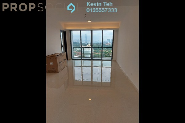 For Rent Condominium at Agile Mont Kiara, Dutamas Freehold Semi Furnished 4R/4B 7.5k
