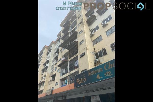 Condominium For Sale in Happy Mansion, Petaling Jaya Freehold Semi Furnished 4R/2B 499k