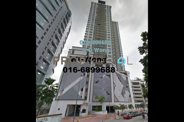 For Rent Condominium at Gaya Bangsar, Bangsar Freehold Fully Furnished 2R/2B 3.2k