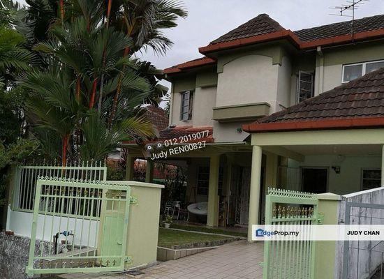 Terrace For Sale in USJ 12, UEP Subang Jaya Freehold Semi Furnished 4R/3B 980k
