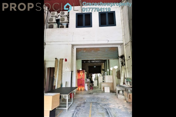 Factory For Sale in Taman Mount Austin, Tebrau Freehold Semi Furnished 0R/0B 980k