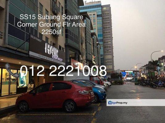 For Sale Shop at Subang Square, Subang Jaya Freehold Unfurnished 0R/0B 2m