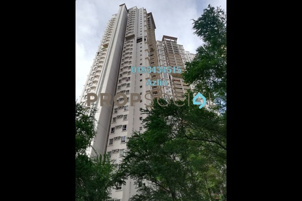 For Sale Condominium at Seri Maya, Setiawangsa Freehold Fully Furnished 3R/2B 690k