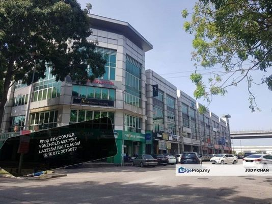 For Sale Shop at Pusat Bandar Puchong Industrial Park, Pusat Bandar Puchong Freehold Unfurnished 0R/0B 6.2m