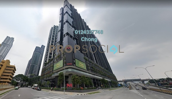Condominium For Sale in M City, Ampang Hilir Freehold Unfurnished 2R/2B 584k
