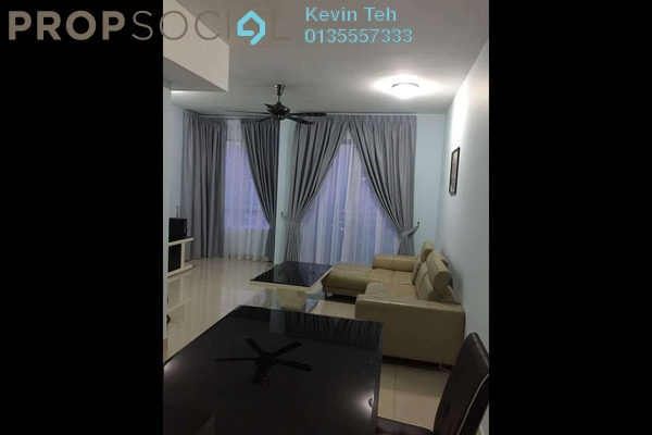 For Rent Condominium at Solaris Dutamas, Dutamas Freehold Fully Furnished 1R/1B 2.4k