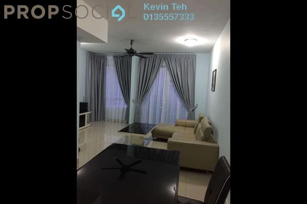 For Sale Condominium at Solaris Dutamas, Dutamas Freehold Fully Furnished 1R/1B 740k