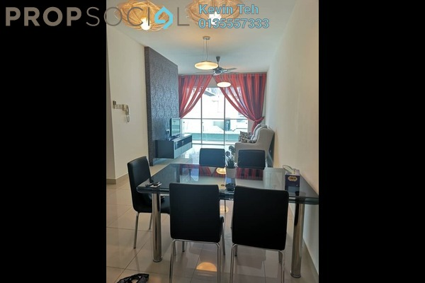 For Rent Condominium at Solaris Dutamas, Dutamas Freehold Fully Furnished 2R/2B 3.5k