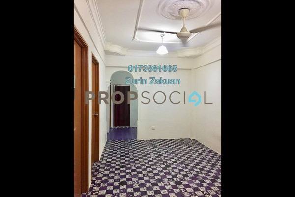 For Sale Apartment at Cheras Utama Apartment, Cheras South Freehold Unfurnished 3R/2B 180k