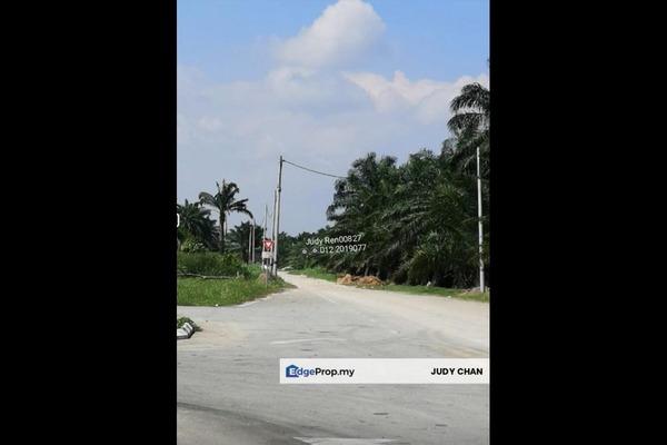 For Sale Land at Jenjarom, Selangor Freehold Unfurnished 0R/0B 12.3m
