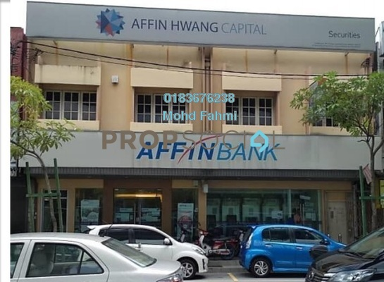 For Sale Office at Taman Midah, Cheras Freehold Semi Furnished 0R/0B 7.5m