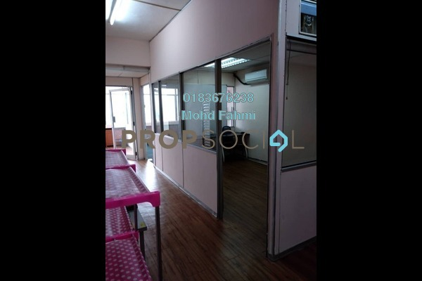 Office For Rent in Taman Nirwana, Ampang Freehold Semi Furnished 0R/0B 2k