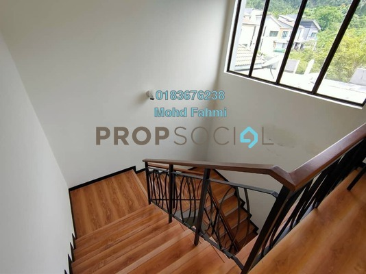 Semi-Detached For Sale in The Takun, Templer's Park Freehold Semi Furnished 6R/6B 1.3m
