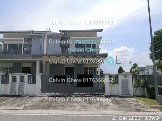 For Sale Semi-Detached at M Residence 2, Rawang Freehold Unfurnished 4R/3B 544k