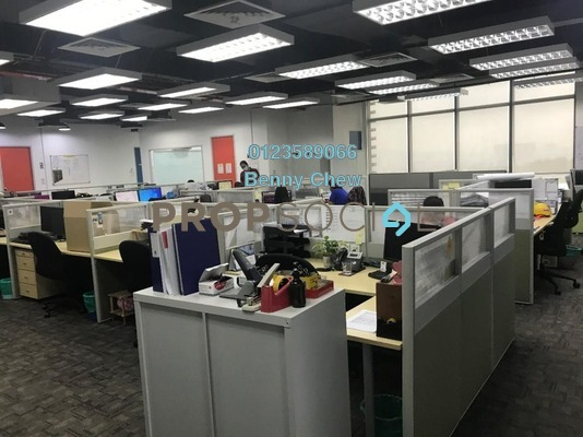 For Rent Office at Menara UOA Bangsar, Bangsar Freehold Fully Furnished 0R/0B 30k