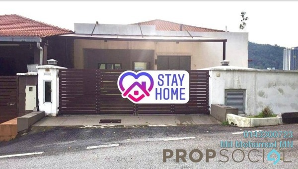 Semi-Detached For Sale in Vila Sri Ukay, Ukay Freehold Fully Furnished 4R/5B 1.6m