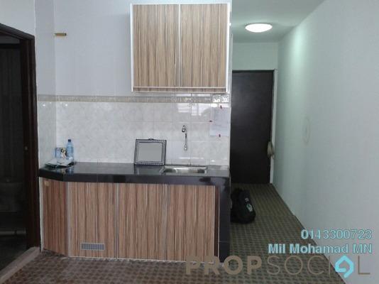 For Sale Apartment at Sri Penara, Bandar Sri Permaisuri Freehold Unfurnished 3R/1B 240k