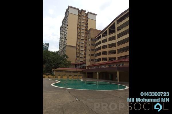 For Sale Condominium at Puncak Banyan, Cheras Freehold Semi Furnished 3R/2B 380k