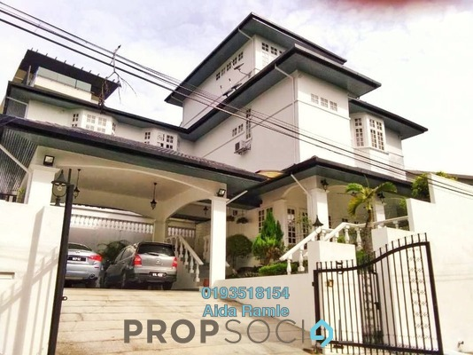 Bungalow For Sale in Ukay Heights, Ukay Freehold Semi Furnished 7R/8B 3.85m
