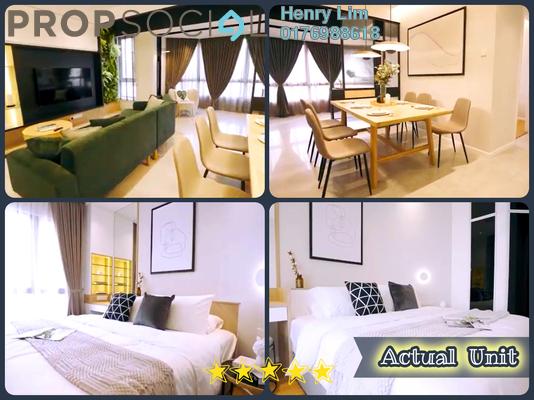 For Rent Condominium at Sri Penaga, Bangsar Freehold Fully Furnished 2R/2B 6.5k