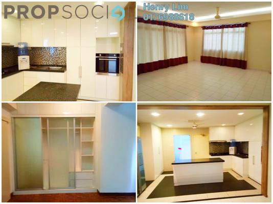 For Rent Condominium at Bayu Angkasa, Bangsar Freehold Semi Furnished 3R/2B 3.5k
