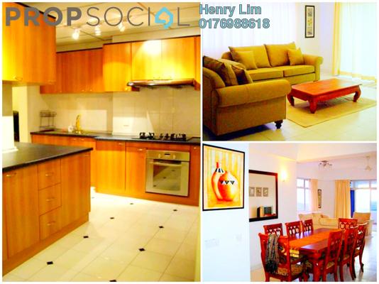 For Rent Condominium at Bayu Angkasa, Bangsar Freehold Fully Furnished 3R/2B 3.7k