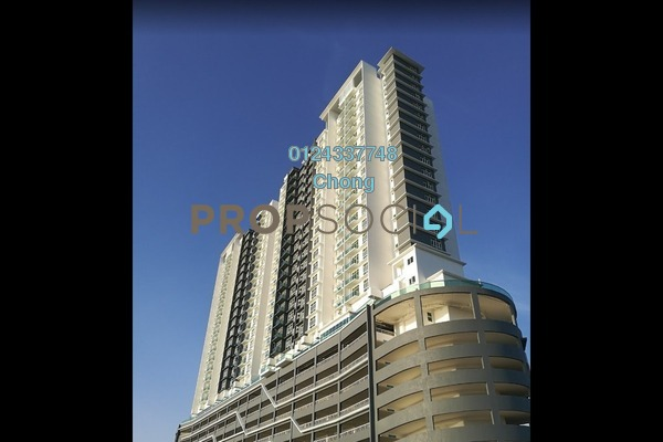 Condominium For Sale in Saville @ D'Lake, Puchong Freehold Unfurnished 3R/2B 294k
