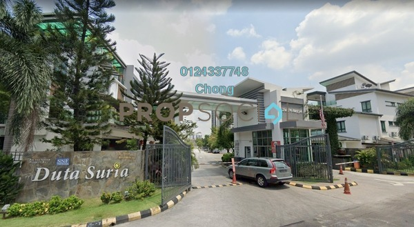 Townhouse For Sale in Duta Suria, Ampang Freehold Unfurnished 5R/5B 1.17m
