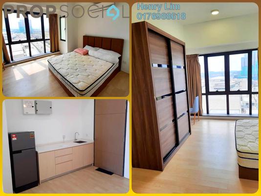For Rent SoHo/Studio at REV.O @ Bukit Jalil City, Bukit Jalil Freehold Fully Furnished 0R/1B 1.2k
