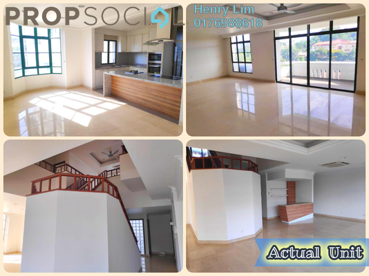 For Rent Duplex at Sri Murni, Damansara Heights Freehold Semi Furnished 4R/5B 8k