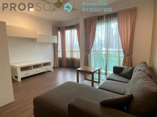 For Rent Condominium at Solaris Dutamas, Dutamas Freehold Fully Furnished 1R/1B 2.5k