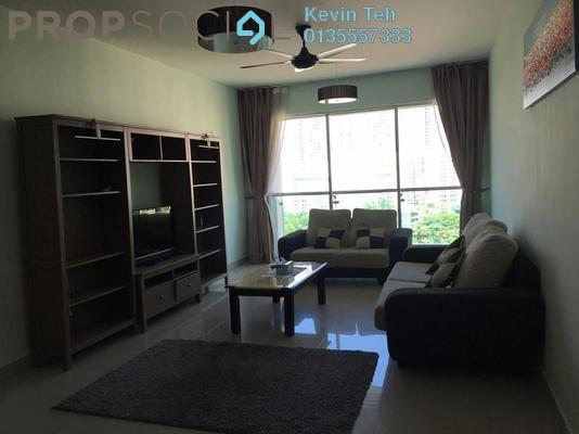 For Rent Condominium at Solaris Dutamas, Dutamas Freehold Fully Furnished 2R/2B 3.7k