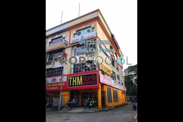 For Sale Office at Jalan Kampung Pandan, Desa Pandan Leasehold Unfurnished 0R/0B 315k