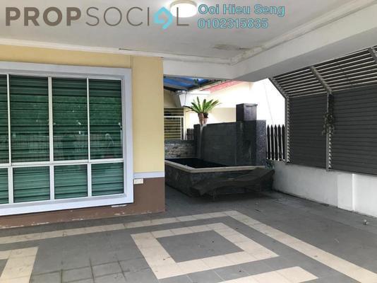 For Sale Superlink at Kingfisher Sulaman, Kota Kinabalu Leasehold Semi Furnished 5R/5B 1.28m