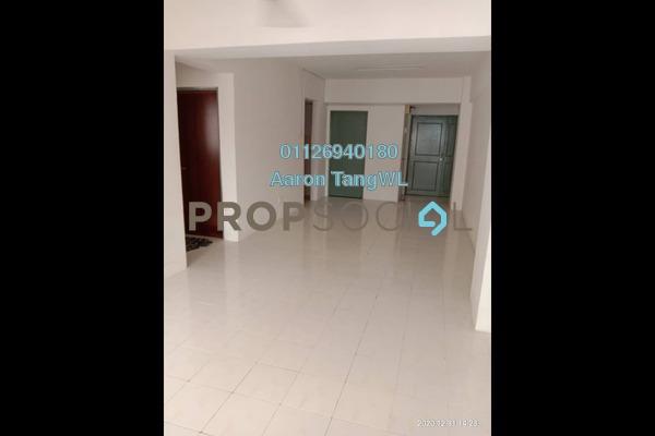 For Rent Condominium at Vista Saujana, Kepong Freehold Unfurnished 3R/2B 900translationmissing:en.pricing.unit