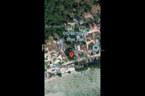For Sale Land at Taman Sri Gertak Sanggul, Teluk Kumbar Freehold Unfurnished 0R/0B 3.3m